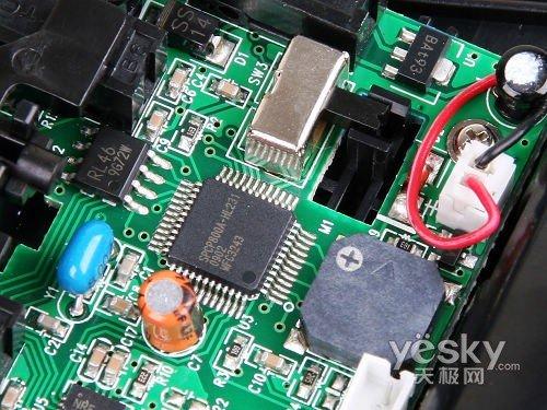 功能芯片和蜂鸣器