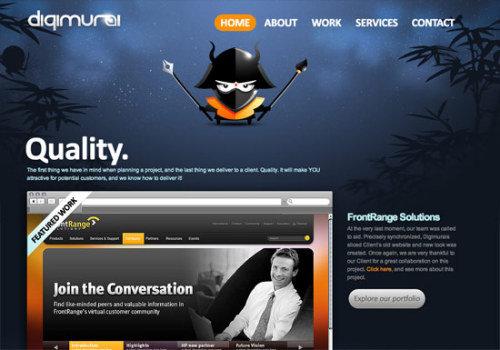 现在网站网页设计用什么软件,什么技术答:美工设计用ps,网页制作要学