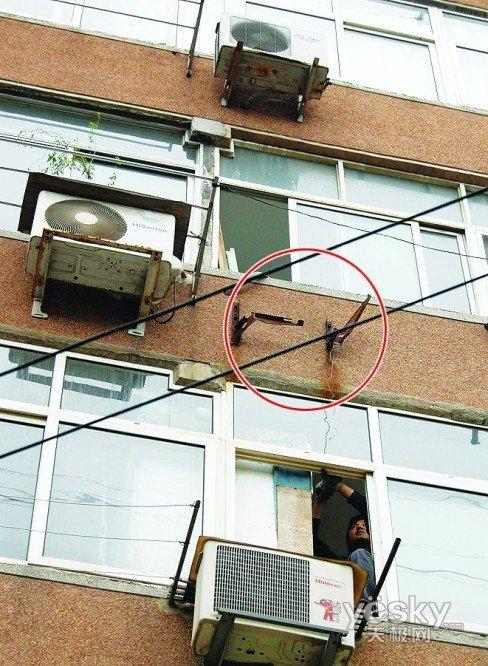 铁架子安装步骤