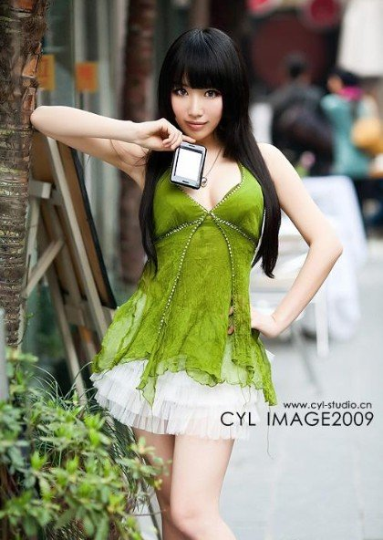 CJ宝贝小沁数码性感美女的v宝贝广场舞舞玉轻性感图片