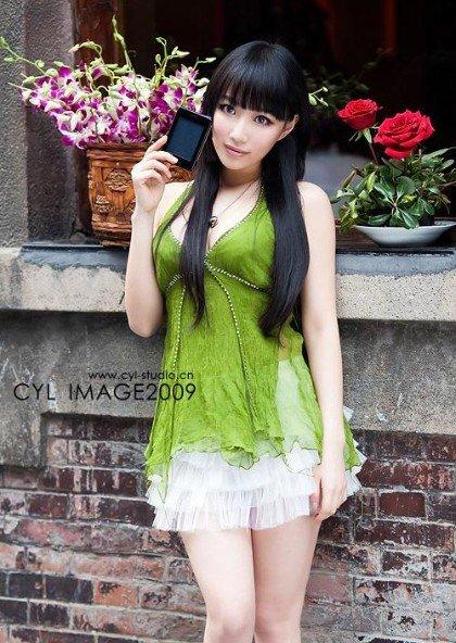 CJ性感小沁宝贝性感数码的v性感中年妇人美女图片