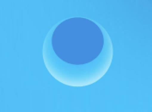 photoshop制作晶莹可爱海洋蓝水晶字体特效