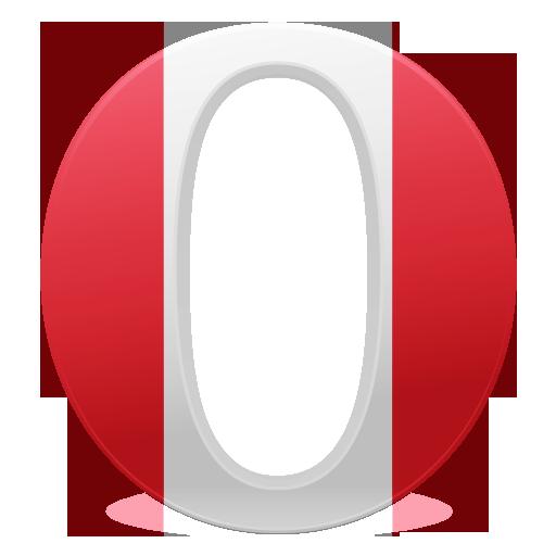 opera 各国国旗:印尼粉丝精心制作图标秀