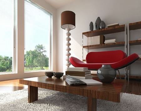 休闲书房装修效果图 现代家居装修必选