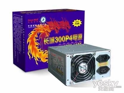 从2003年上市以来,长城atx-300p4电源已经走过了6个年头,尽管电源