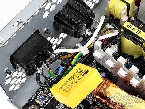 网神450电源一级滤波电路