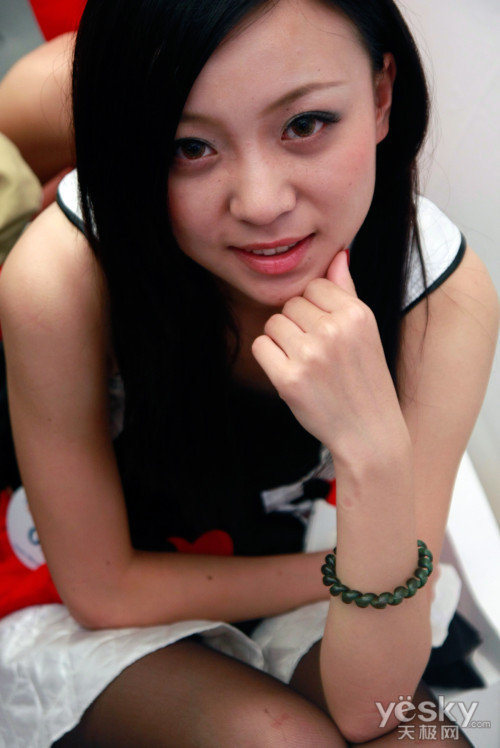 chinajoy 2011 劲爆高清辣图之清纯美眉篇