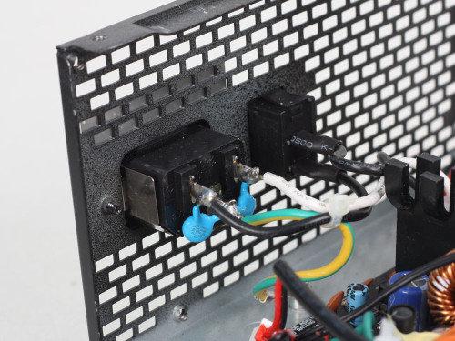鑫谷 gp550bh电源-一级emi滤波电路