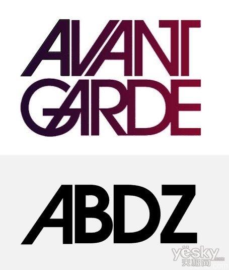photoshop和ai设计超酷复古风格字母海报