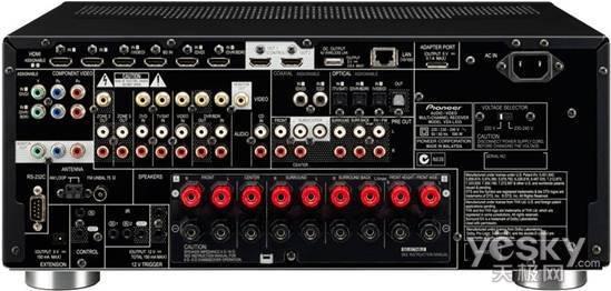声音靓 影像也要靓 先锋vsx-lx55售价8850
