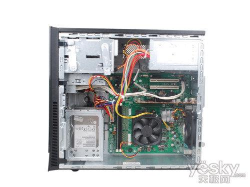 0接口,rj45接口,vga接口,dvi等接口设计非常齐全,用户可以满足日常