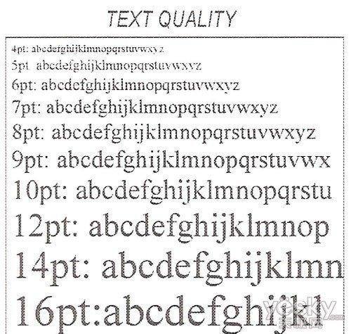 白底黑字打印-独孤求败 极速数码复合机富士施乐 3065评测