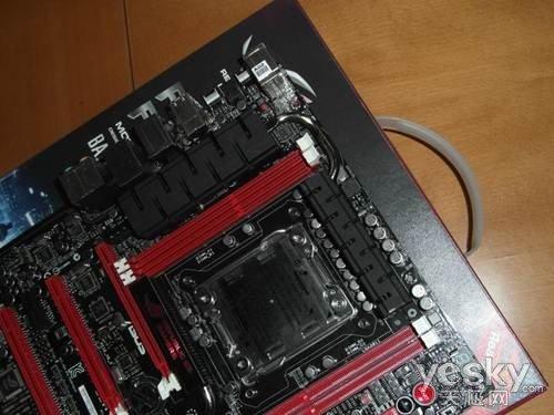 i7 3820新品到货-华硕r4f游戏主板再添动力