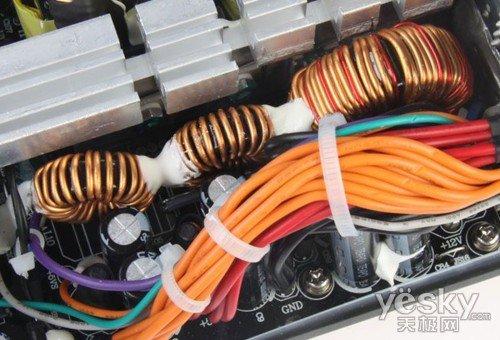 长城 铜牌巨龙750sd(a)电源电源-低压滤波电路