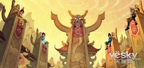 团队荣耀 兄弟玩《神仙道》王者巅峰对决