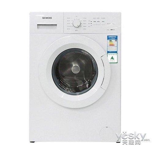 滚筒洗衣机的工作原理