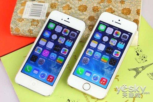 寒流来袭 武汉汉口iPhone5S冰点底价4599元