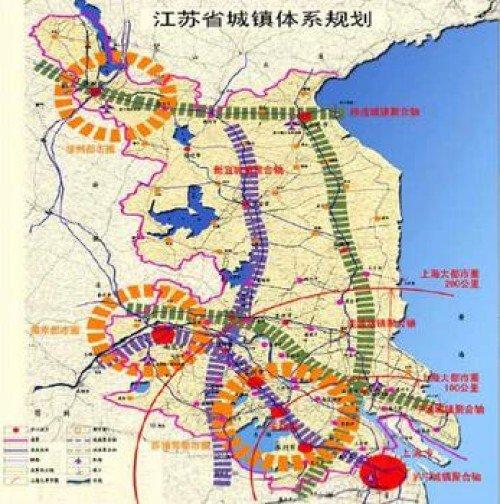 包括珠三角,长三角,京津冀,山东半岛,辽宁半岛,长江中游,中原,成渝