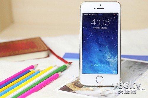 巅峰大牌 长沙iPhone5s节后价4299元可分期
