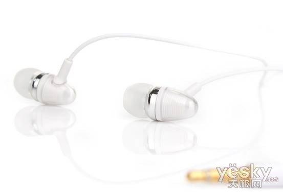 摩闪低音炮线控入耳式耳机