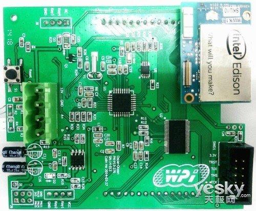 智能电路板的电阻