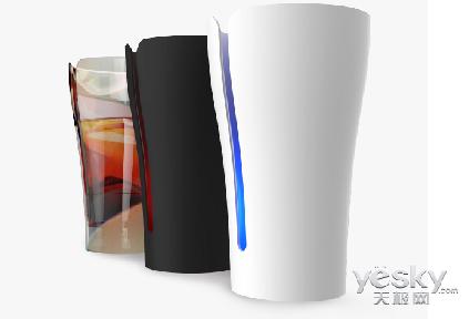 睿讴智能水杯设计温情无限
