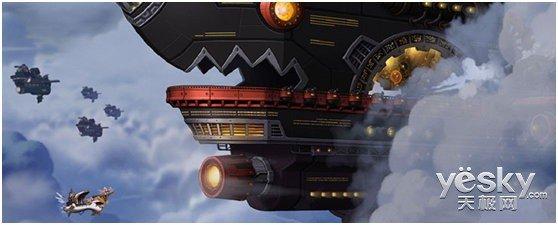 在最新的《冒险岛》宣传cg中,我们可以明显感受到这股黑暗气息:黯淡的