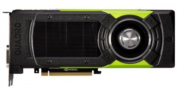 专业显卡Nvidia Quadro M5000\/M4000首曝光