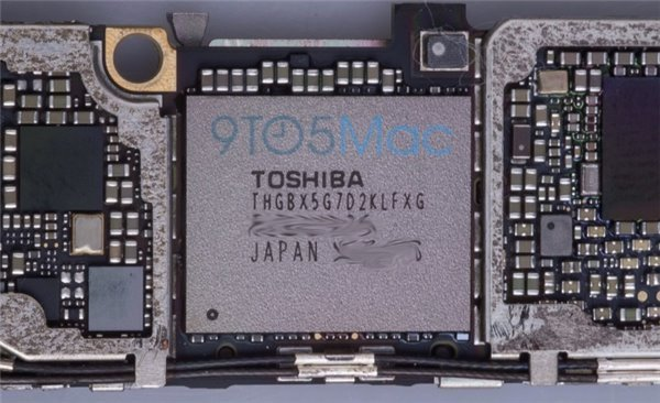 苹果iphone6s主板再曝光