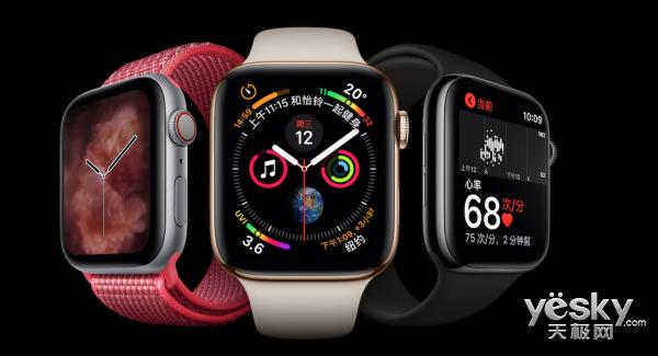 大公司晨读:支付宝刷脸登陆医院,Apple Watch支持中国电信