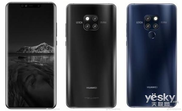 华为Mate20领衔,这三款将在10月发布的手机实力不俗