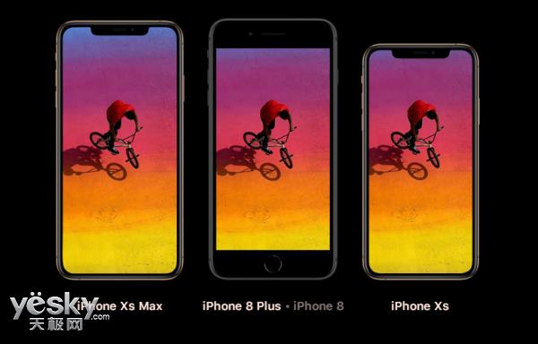 外媒评十佳游戏手机:iPhone XS第一,三星Galaxy Note9第二!