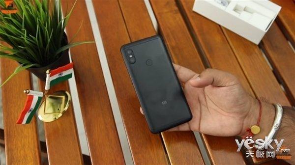 红米Note 6 Pro全数揭晓:骁龙636+前后AI四摄