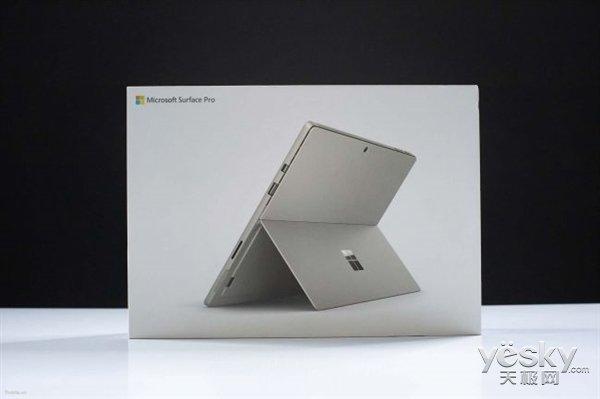微软Surface Pro 6遭外国网站曝光,提供i7处理器版本