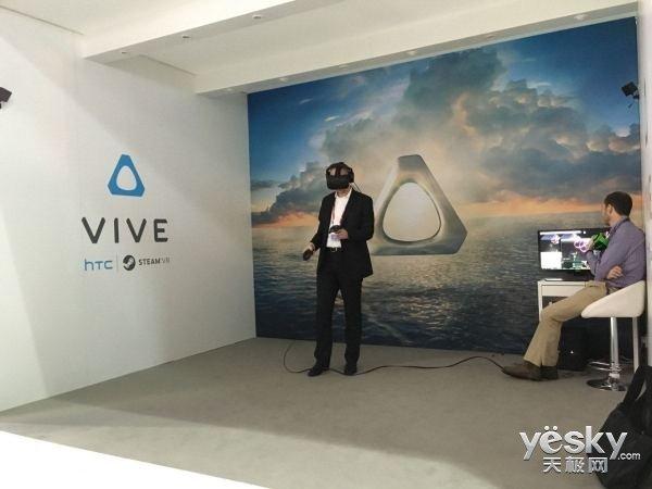 HTC VR成绩单:应用超1500款,订阅用户增长5倍