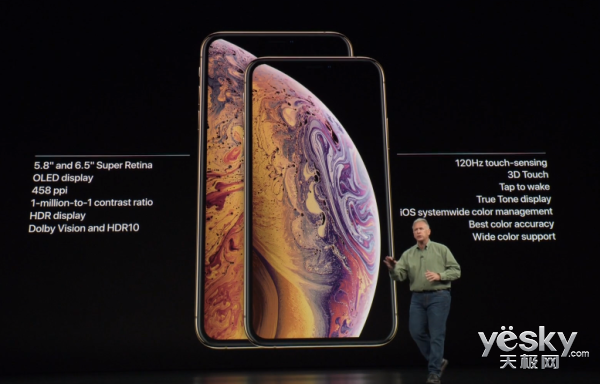 iPhone显示缩放功能又回来了,但仅限于iPhone XS Max支持