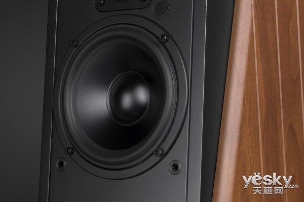 居家影音臻品-HiVi惠威M200高保真有源音箱