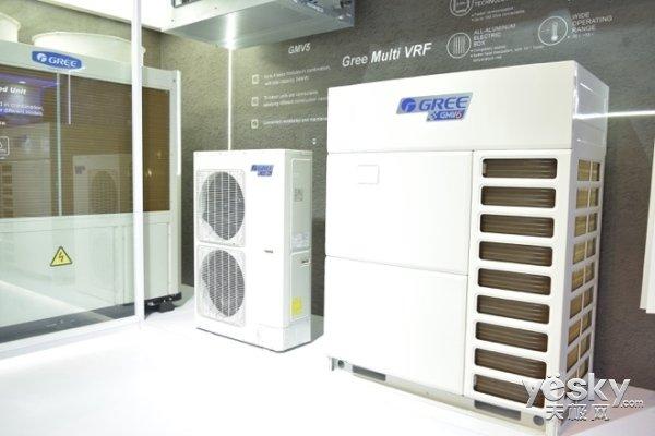 格力用创新科技打造美好生活 中国空调闪耀2018印尼制冷展