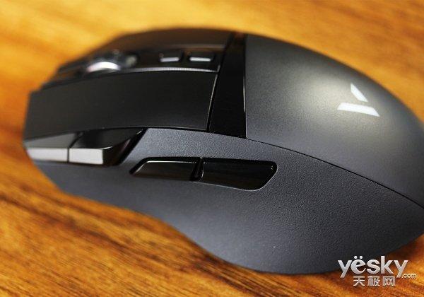 雷柏VT350双模电竞游戏鼠标正式上市 售价299元
