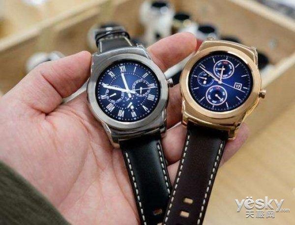 LG Watch Timepiece手表曝光:采用智慧表与传统表混搭设计