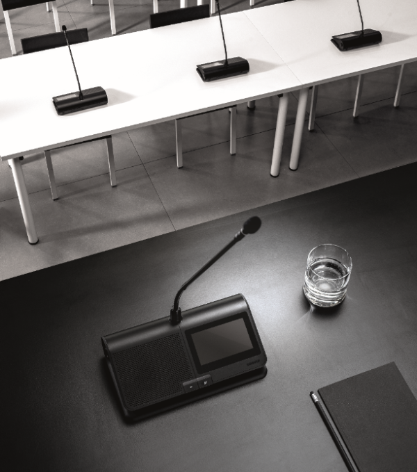舒尔发布Microflex Complete新品  全新会议系统亮相