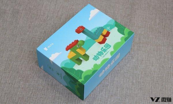 """送给宝宝的""""心""""礼物 米兔大颗粒积木动物乐园体验"""