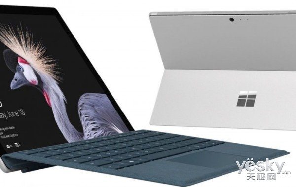 明天见!微软Surface Pro 6黑色版即将发布