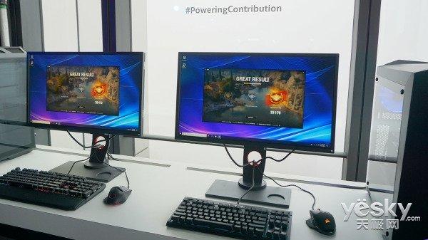 第九代酷睿和全新酷睿X系列处理器:更好的玩游戏更好的做内容