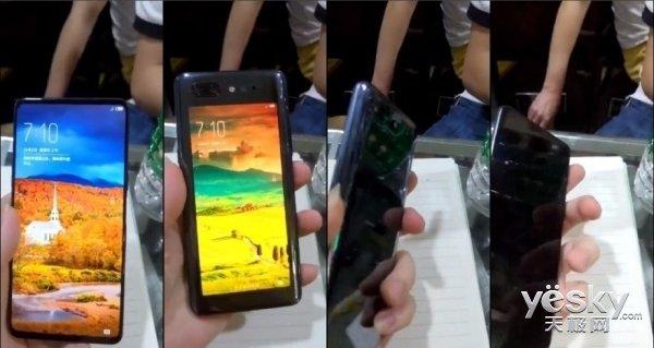 6周年诚意之作!努比亚X手机能否掀起一层巨浪?