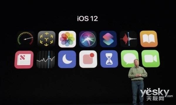 苹果推送iOS 12.1第三个测试版:重磅功能登场