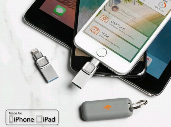 u盘启动bios设置华硕,商旅超便携!金士顿Bolt Duo苹果双口闪存盘