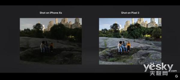 Pixel 3发布:夜拍吊打苹果 国内依旧不卖