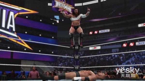 永不言败-WWE 2K19现已上市