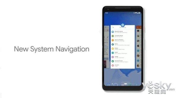 安卓三大金刚成为历史,谷歌Pixel3将手势作为唯一选项
